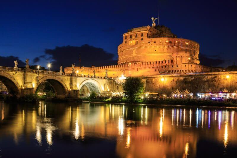 Castel Sant' Angelo Engelsburg Rom