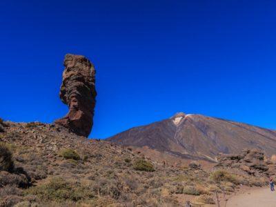 Los Roques auf Teneriffa