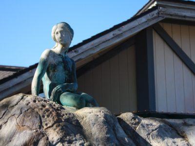 Kleine Meerjungfrau in Solvang